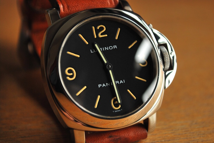 Classic Panerai. This is what you call a watch. A f*@$ing good watch.: Worth Reading, Design Timepiec, Sixty Diamonds, Classic Panerai, Books Worth, Men Fashion, Diamonds Minute