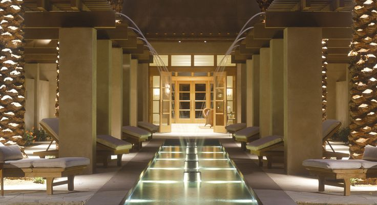 Hyatt Grand Champions in Palm Springs, California.