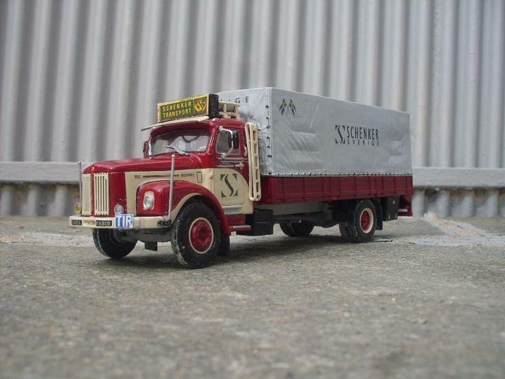 Scania 110 på Tradera. Tekno | Leksaksbilar & Samlarbilar | Samlarsaker