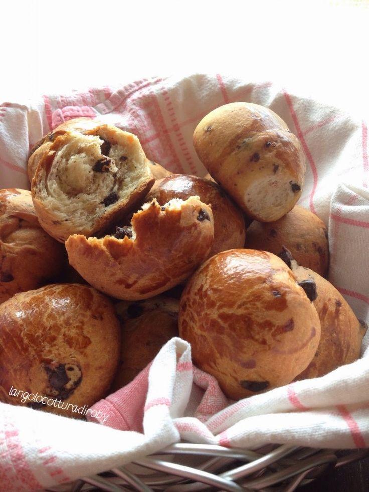 Pan brioche al cioccolato   Angolo cottura di Roby
