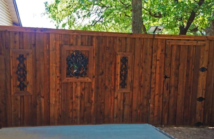 Lifetime Fence Company Dallas: Best 98 Gates And Fences Images On Pinterest