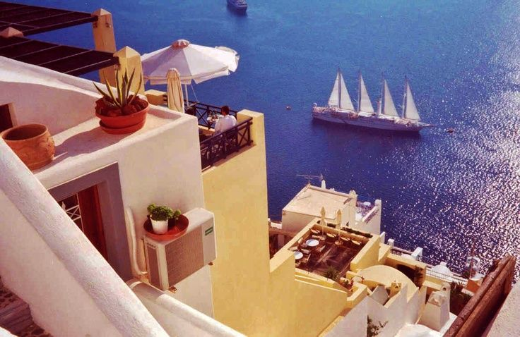"Did you know...a Sophocles #saying? ""The problem with #Greece is that is just too beautiful..."""