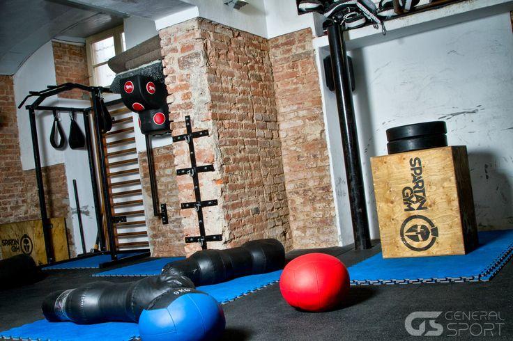 Spartan Gym - špičkově vybavená tělocvična v centru Prahy