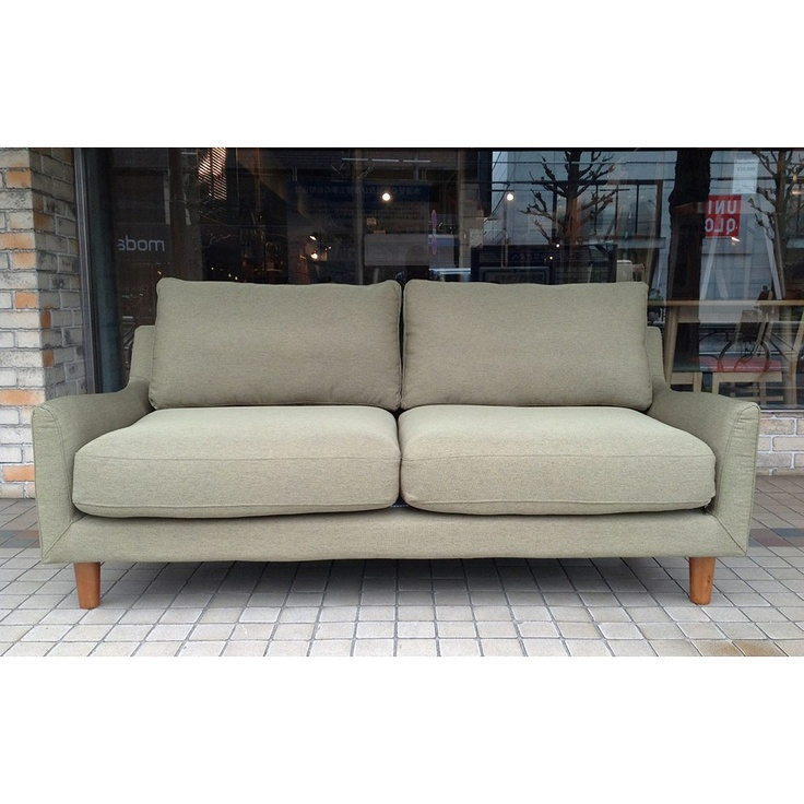 TD2905ソファ 3人掛け グリーン【NOCE】|インテリア・家具のノーチェ公式通販
