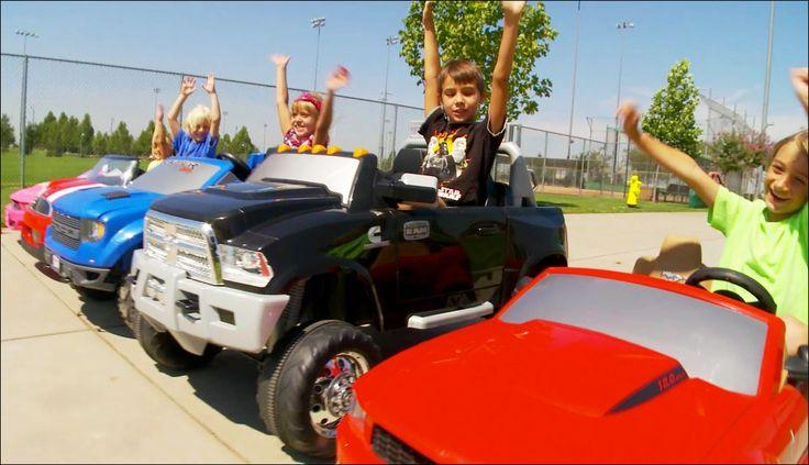 Power Wheels Cars for Boys