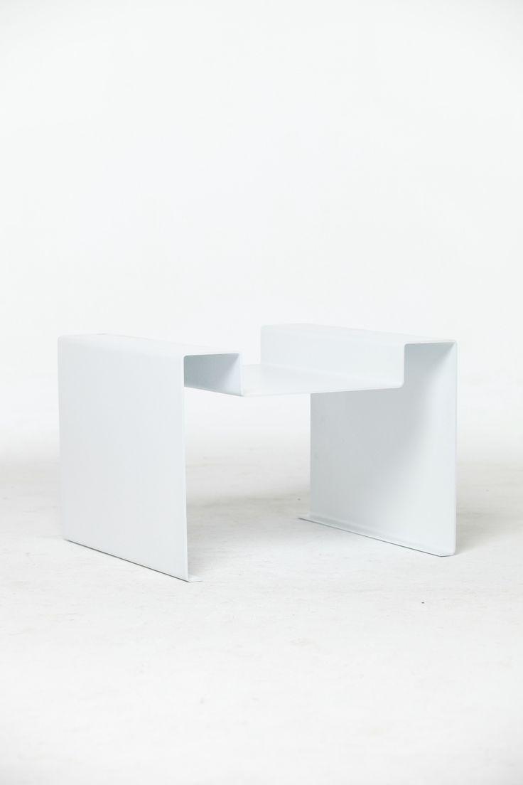 Mesa Shinkal I Diseño chapa plegada https://www.facebook.com/axvico by Sebastian Vedoya