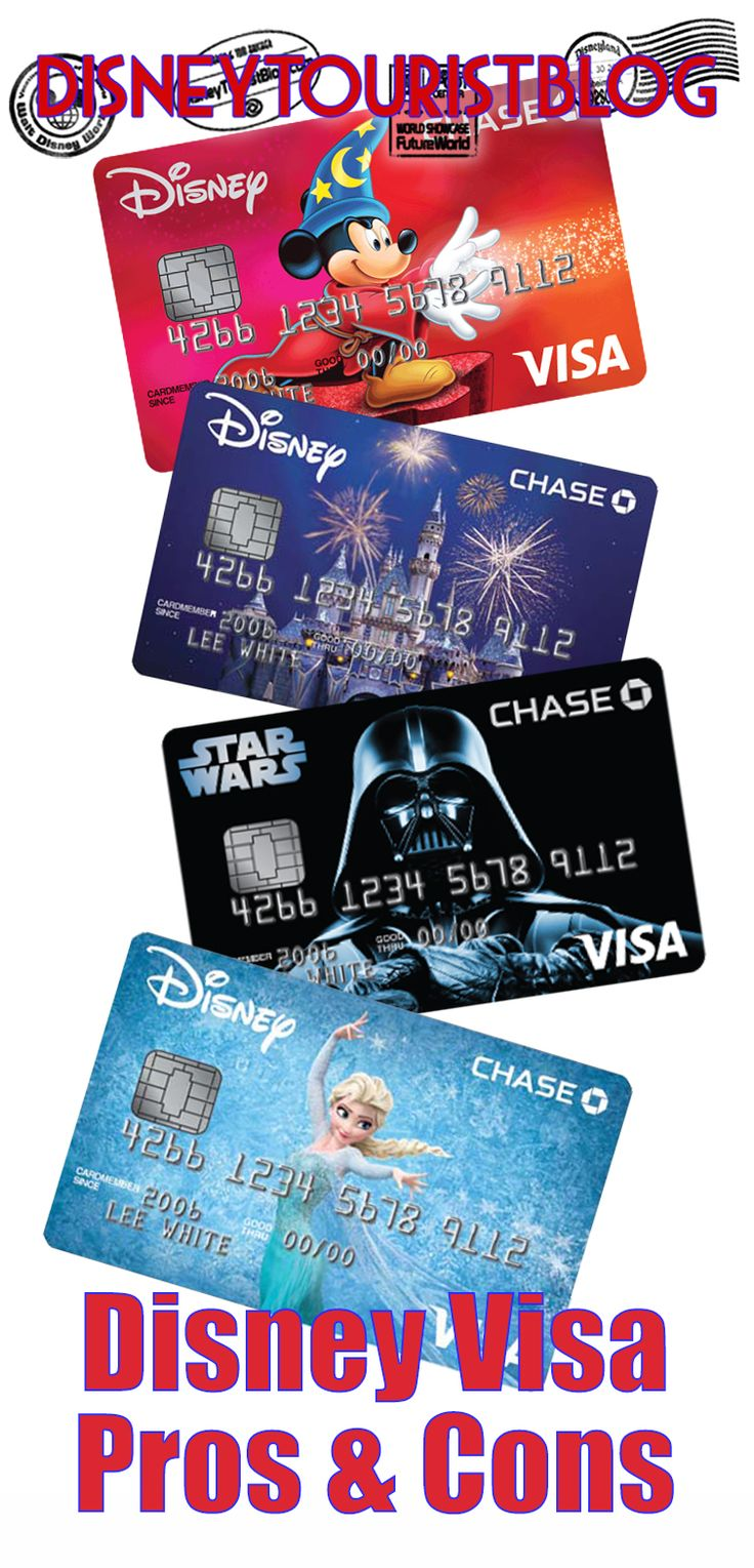 This review and comparison of Disney's Premier Visa and Disney Rewards Visa compares perks and rewards of the credit cards. Neither are perfect cards. We don't recommend either as primary credit cards.