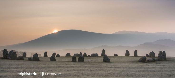 Abbazie, luoghi della guerra, castelli sulla costa britannica: la magia delle foto storiche negli scatti del concorso Historic Photographer of the Year