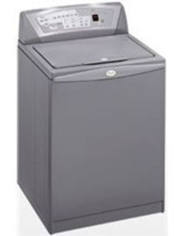 NOV 15, 2001 first modern washer  In 2001 the Whirlpool Corperation invented the first vertical axis, high efficiency washing machine. This allowed people around the world to experiance a clean like never before.