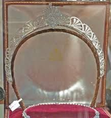 Image result for antique tiara for sale