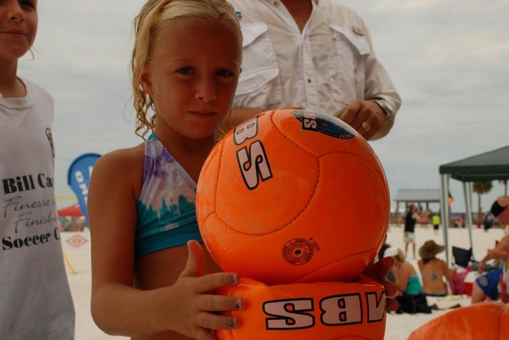 MBS Soccer ball!