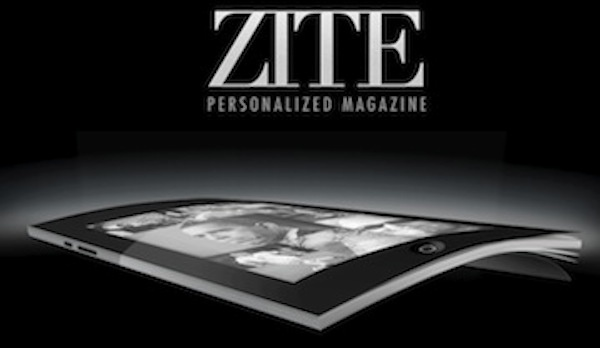 #Tablet News Aggregator Zite Introduces Publisher Partnerships