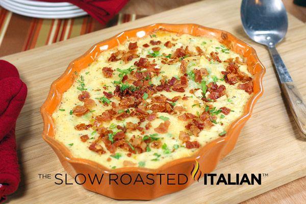 Cheesy Bacon Chicken Pierogi Bake in 30 Minutes #30minutemeals #recipe ...
