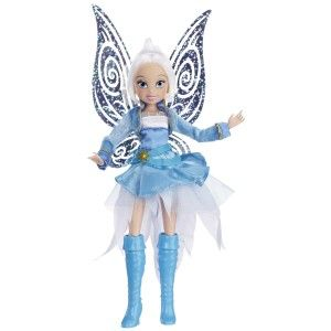 Periwinkle Wave 9″ Deluxe Fashion Doll Periwinkle the Pirate Fairy, dressed in dazzling pirate fashions.