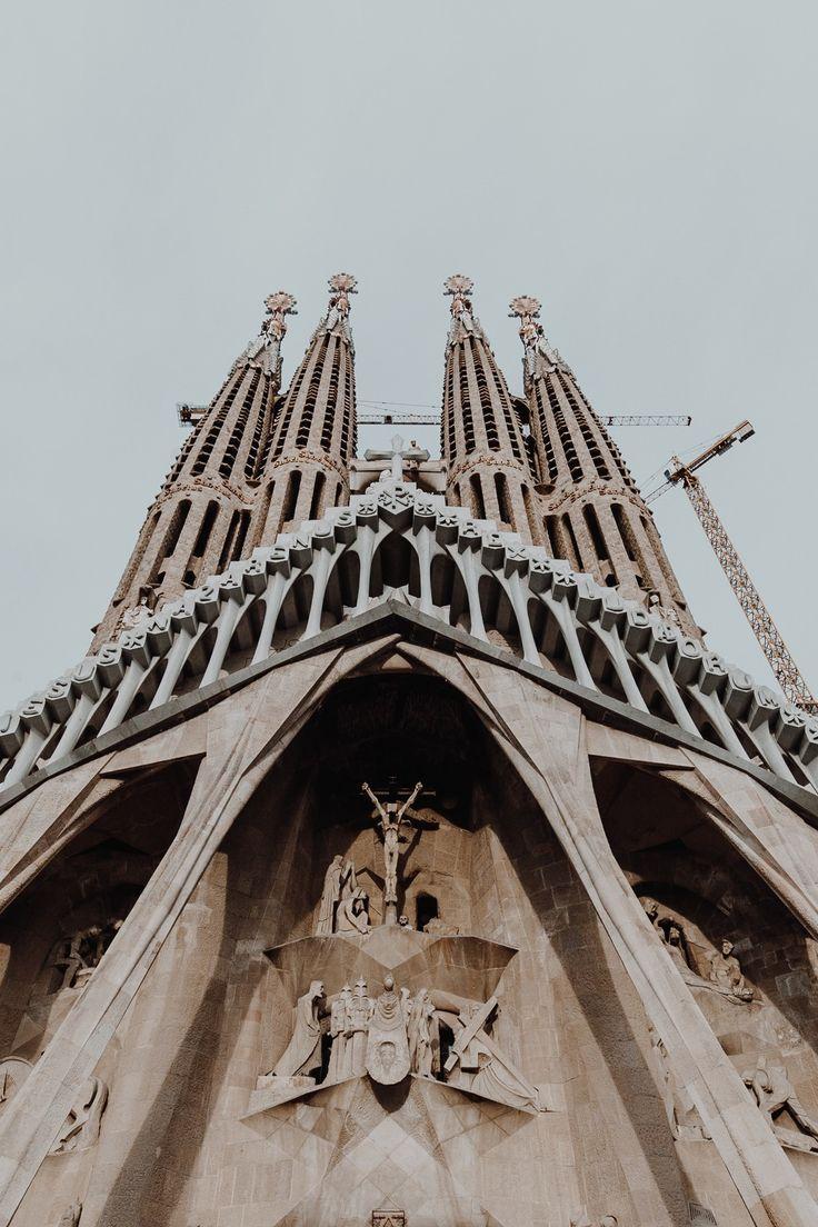 Sagrada Familia In Barcelona Oder Warum Es Okay Ist Auch Mal Nein Zu Sagen Sagrada Familia Barcelona Kathedrale