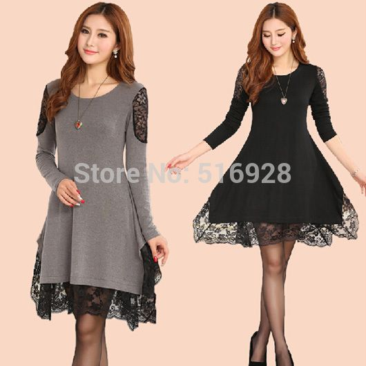 Cheap Dresses on Sale at Bargain Price, Buy Quality Dresses from China Dresses Suppliers at Aliexpress.com:1,Style:Casual 2,Decoration:Hollow Out, Lace 3,waist type:loose-waisted 4,fabric:lace 5,pattern:fancy qingyuan . ygw