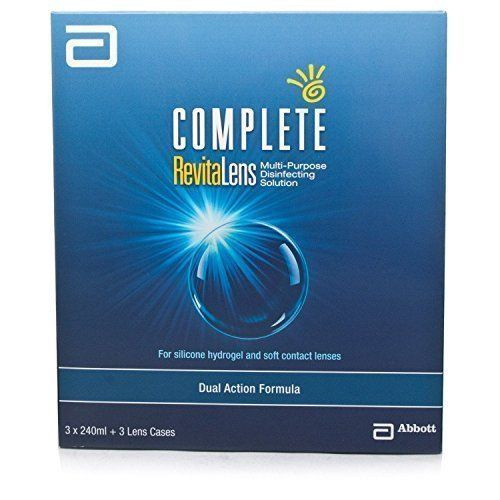 revitalens contact lens solution
