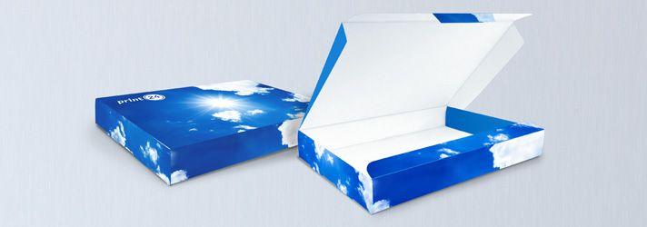 Post Schachteln drucken - Online-Druckerei print24