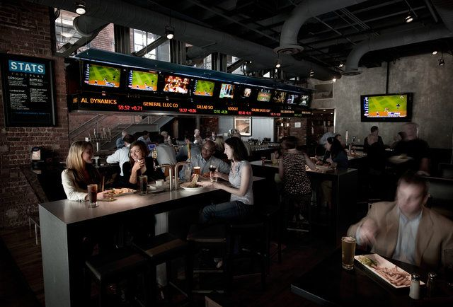 Atlanta's Best Sports Bars