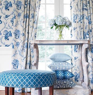 The 25+ best Matching wallpaper and curtains ideas on Pinterest | Curtains and wallpaper to ...