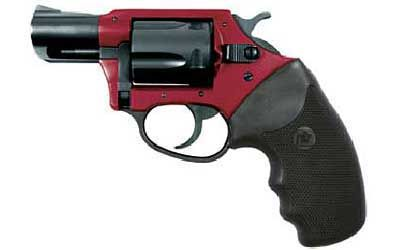 Charter Arms Undercover 38 Special Revolver in Red-always loaded & ready if an unwanted guest arrives!!!