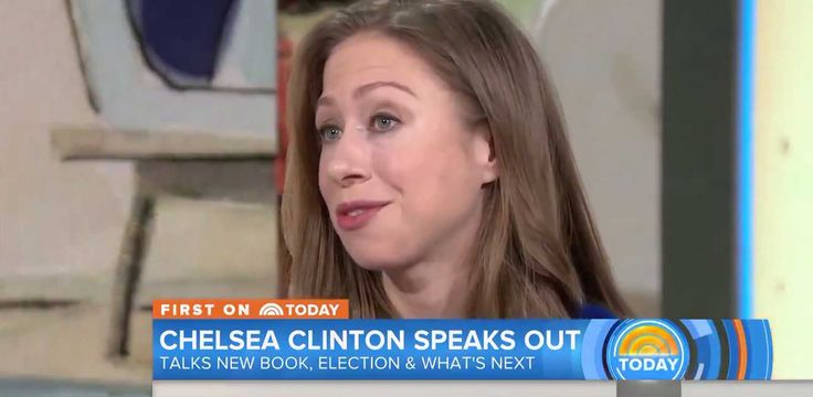 Chelsea Clinton: We Have A Responsibility 'Not To Stay Silent Now'