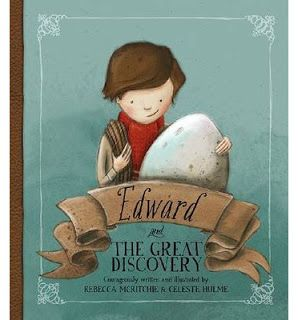 Fairy Belle's Book UniCorner: Book Review: Edward and the Great Discovery by Reb...