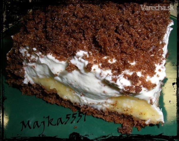 Krtkova torta na plechu (fotorecept): Plechu Fotorecept, Krtkova Torta