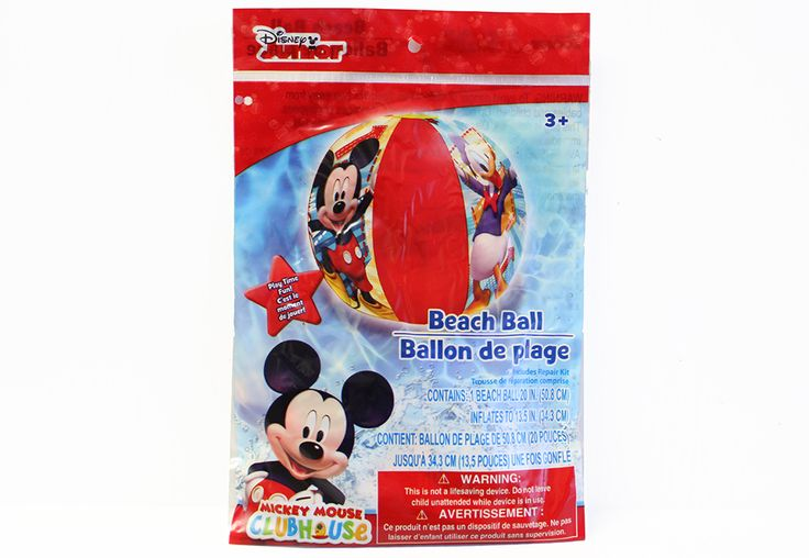BALLON PLAGE MICKEY MOUSE 20""