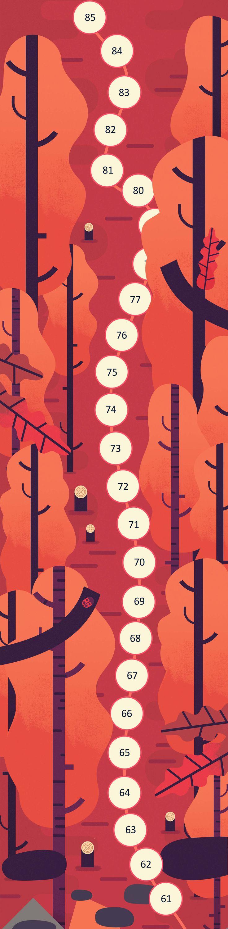 TwoDots - Owen Davey Illustration