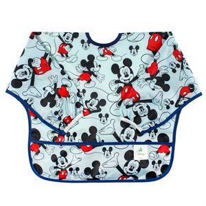 Σαλιάρα με μανίκια Bumkins Disney Mickey Classic