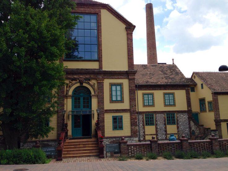 Ceramics museum in Pecs, amazing!