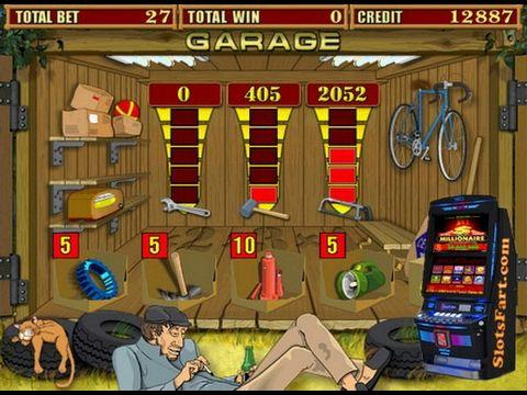 Игровой Автомат ГАРАЖ (Garage).  Как выиграть в казино онлайн!