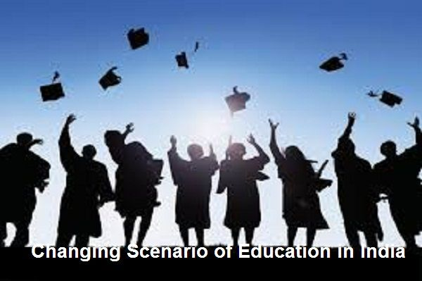Changing Scenario of Education in India Like everything else, even the #education system of India is witnessing a revolutionary change. From the traditional classroom classes to the modern digital #classes and from the limited regular #course choice to extended vocational degree and #diploma #programs #distance #india