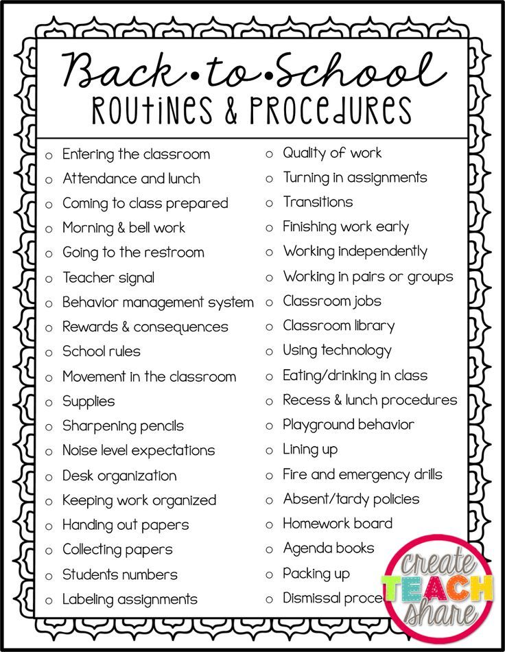 185 best routines and procedures images on pinterest - Smart gardening small steps for an efficient activity ...