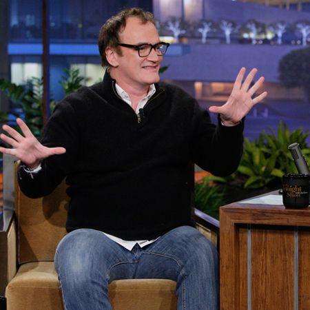 Tarantino on Leno
