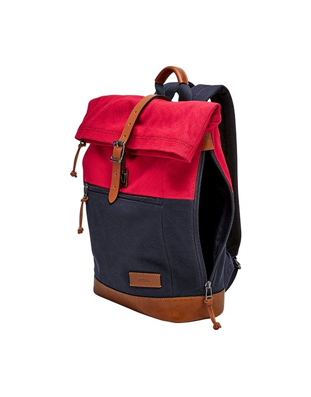 Fossil Defender Rolltop Backpack MBG9335600