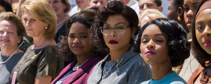 'Figuras ocultas' historia basada en hechos reales de estas tres impresionantes mujeres  Noticias de interés sobre cine y series. Estrenos trailers curiosidades adelantos Toda la información en la página web.