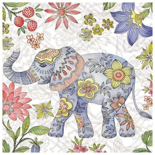 Whimsical Wall Art 524 best elephants images on pinterest | drawings, paintings and
