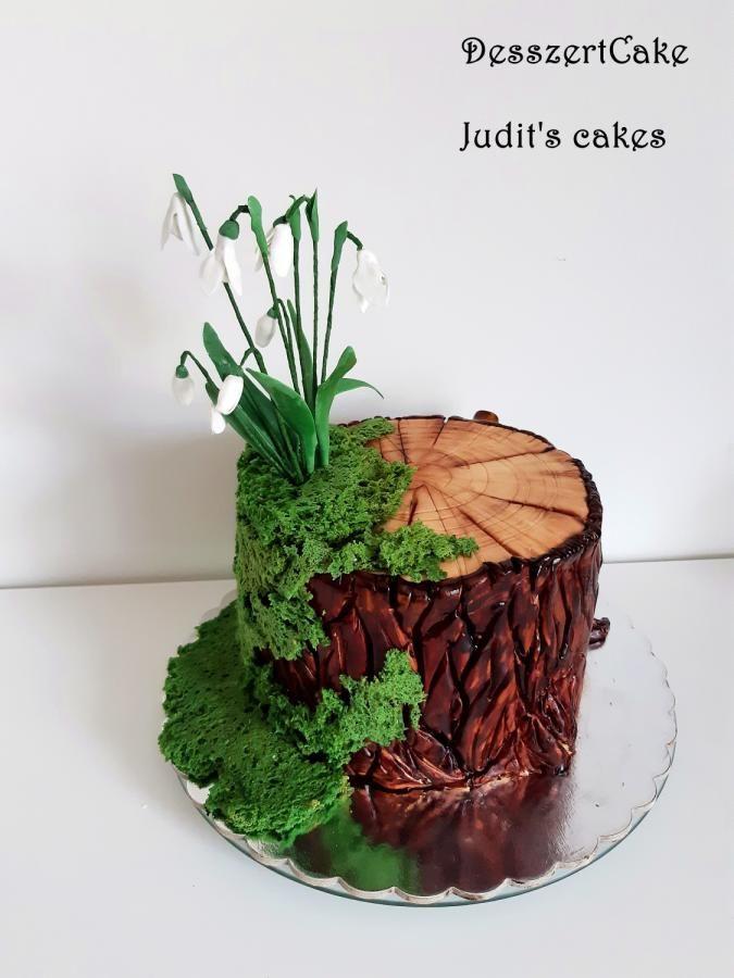 Easter cake by Judit