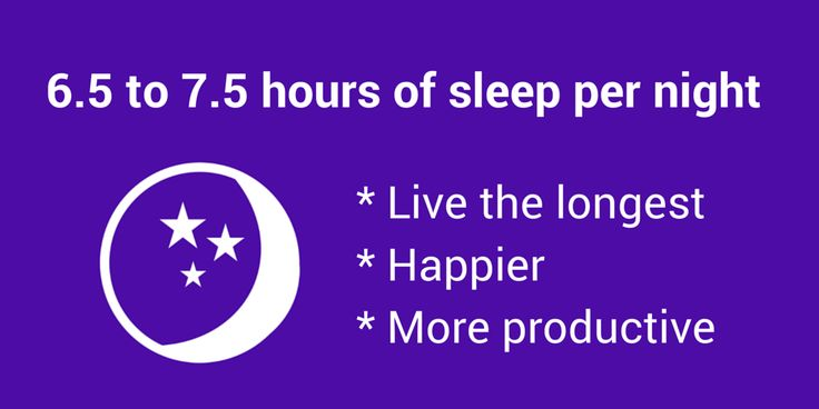 How Much Sleep Do We Really Need to Work Productively?