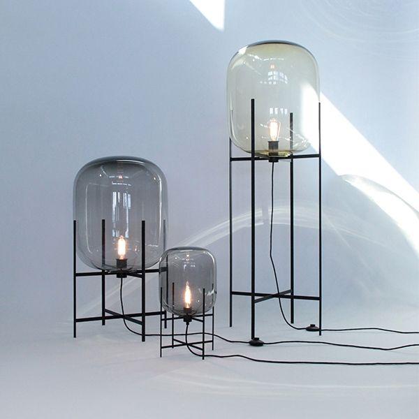 Oda lights by Sebastian Herkner