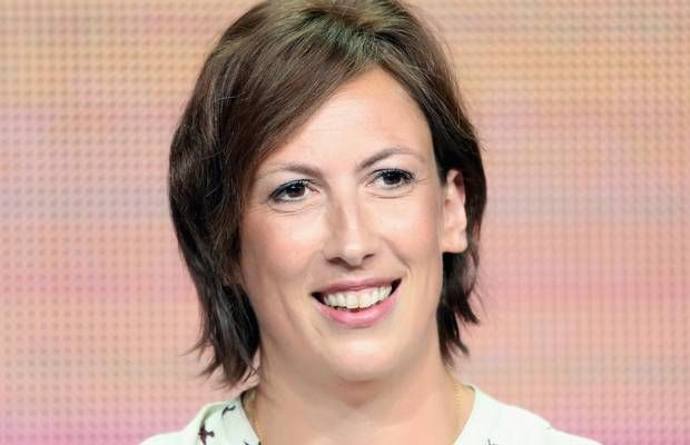 "Miranda Hart (1972) is an English comedian who is best known for her roles in ""Miranda, "" Call the Midwife, Hyperdrive, and Monday, Monday. Hart is from an aristocratic family of military men.  She had an unsuccessful trial at QPR ladies football team."
