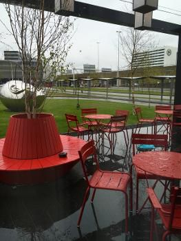 citizenM Hotel Amsterdam Airport, Schiphol, Hotel & grounds