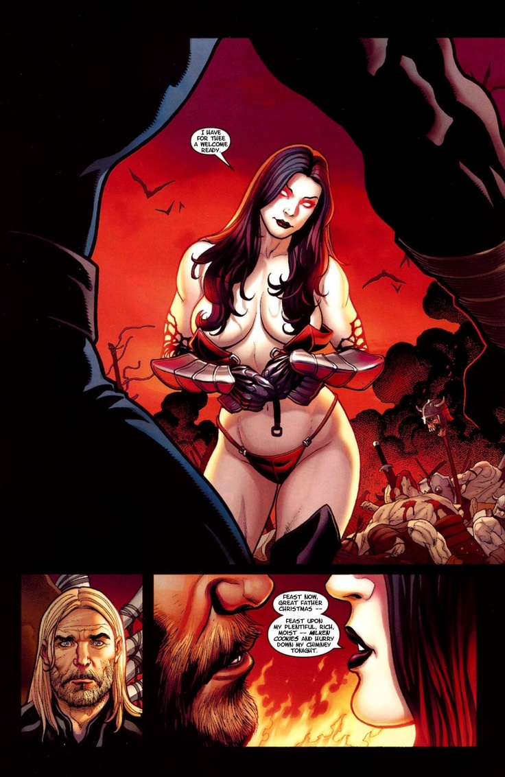 Image result for hela sexy
