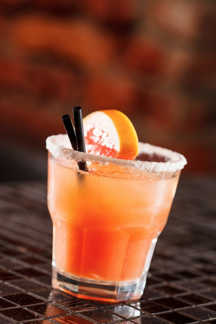 Margarita orange sanguine