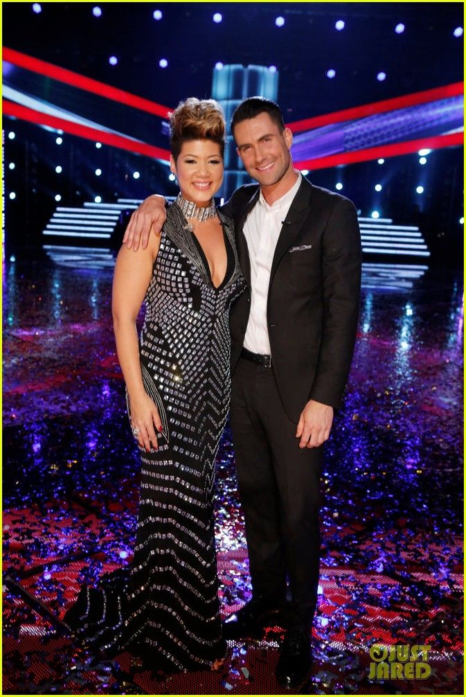 tessanne chin the voice winning song performance video1 08 Tessanne Chin is stunning while performing her winning song