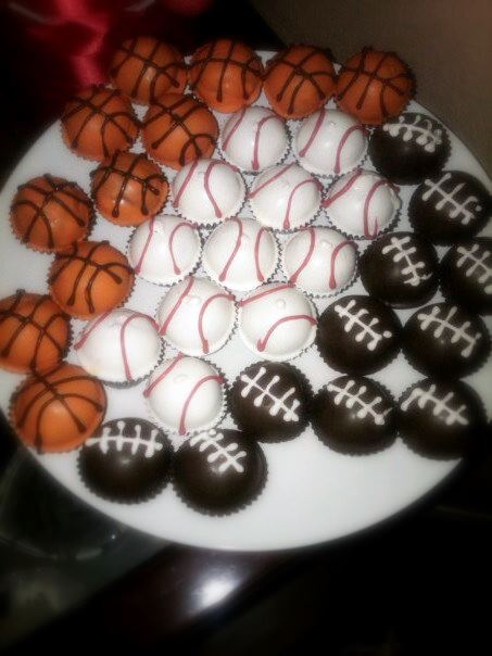 Basketball Food Ideas