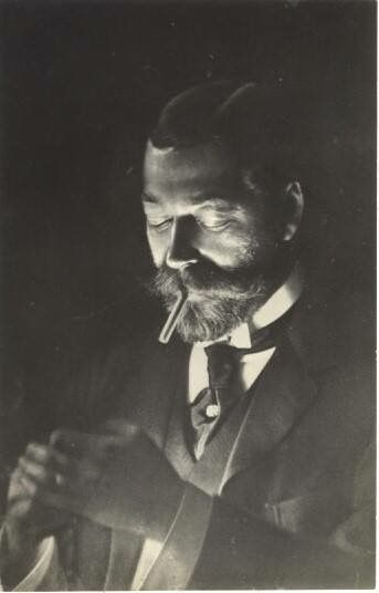 George V.........I THINK THIS IS A SUPER GREAT PICTURE...........ccp