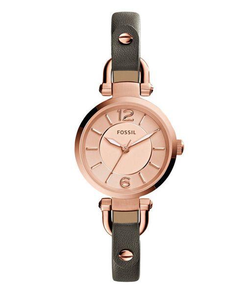Fossil horloge ES3862 voor dames Ⓦ op Wereldhorloges!